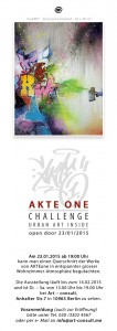 akte-challenge-flyer_graffiti